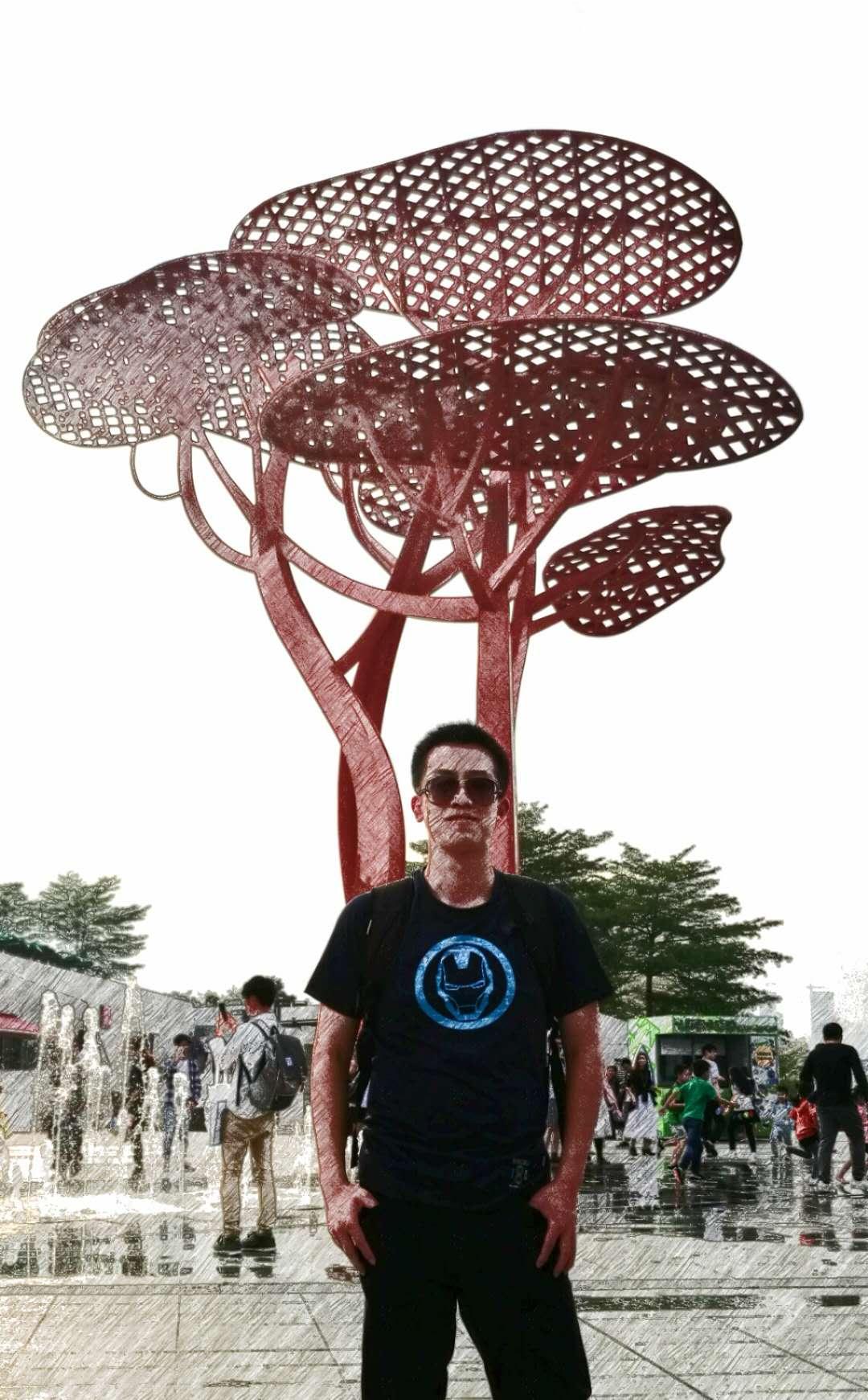 Wenbin Yang (杨文斌) : Graduate Student