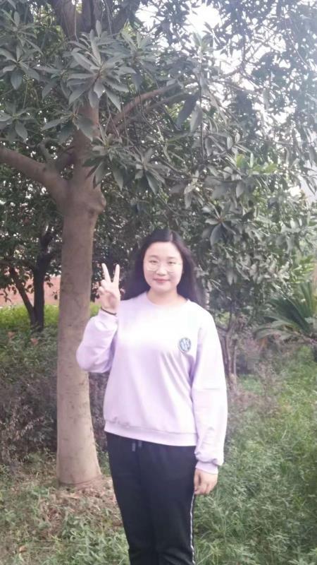 Danqian Cao (曹丹倩) : Undergraduate Student