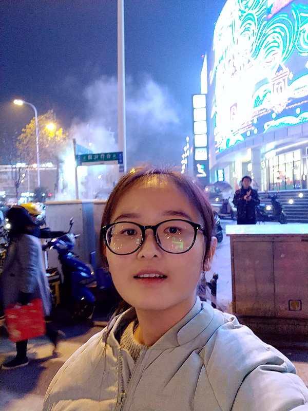 Danyang Li (李丹阳) : Undergraduate Student