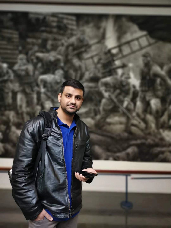 Ikrma Amad : Graduate Student