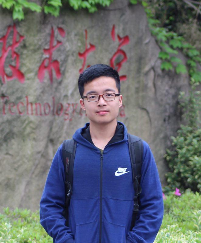Wanzhuo Shi (石万卓) : Undergraduate Student