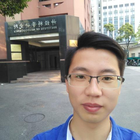 Xiangyu Zhang (张翔宇) : Graduate Student