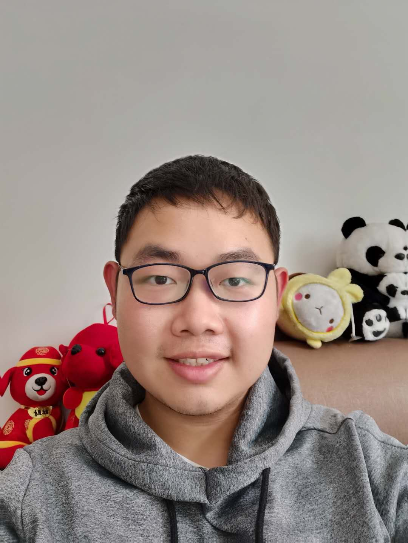 PING WANG(王平) : Graduate Student