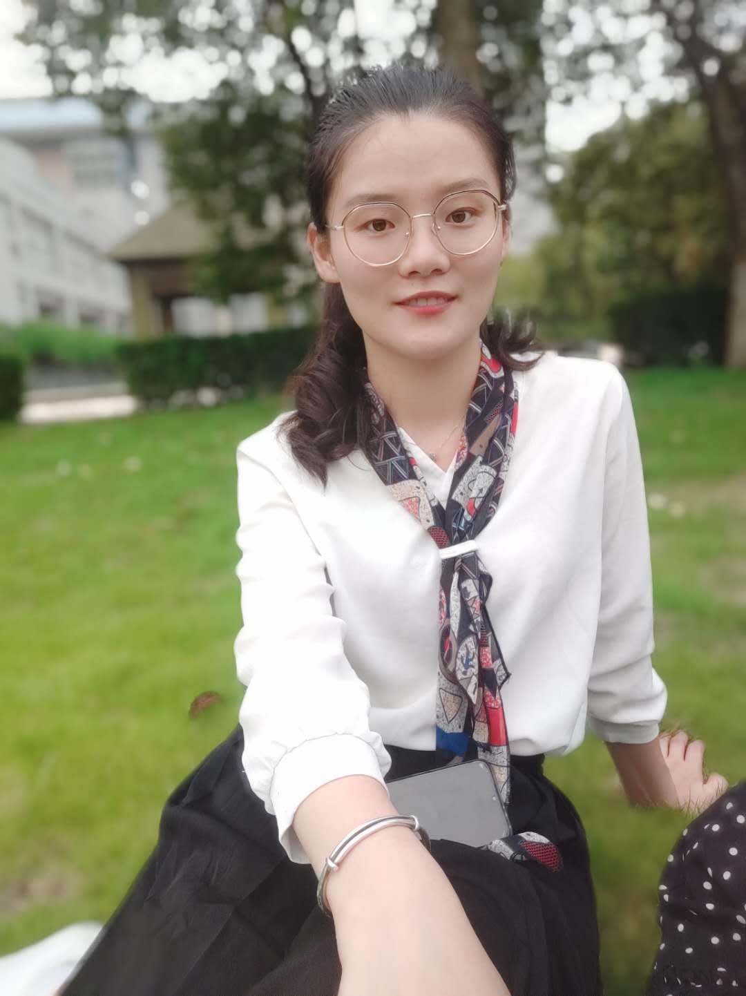 ANQI YU(余安琪) : Graduate Student